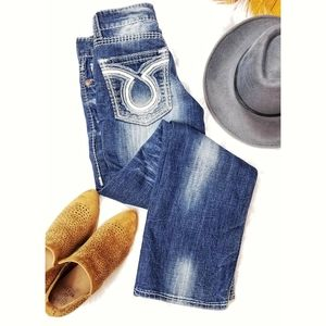 Buckle Big Star Pioneer Jeans High Rise 29R